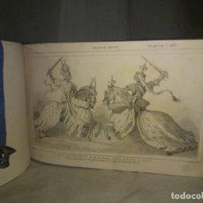 Arte: MAGNIFICA COLECCION DE 200 ANTIGUOS GRABADOS DEL SIGLO XIX.. Lote 191867720