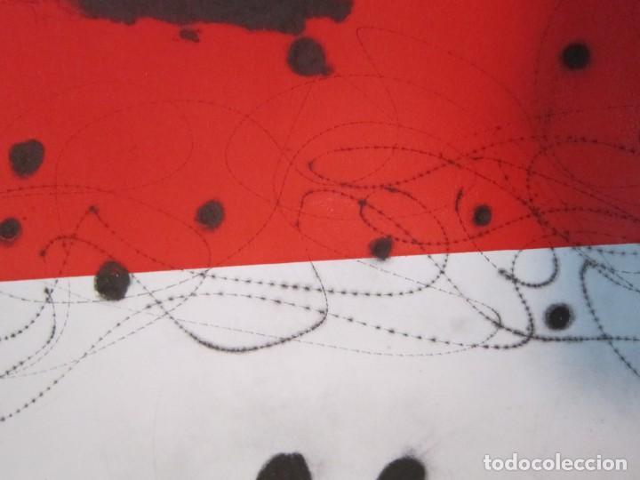 Arte: Mà esquerra (Mano izquierda) - GAP (Guillermo Antón Pardo) - 27,5x48cm - Punta seca y carborundo - Foto 3 - 192714501