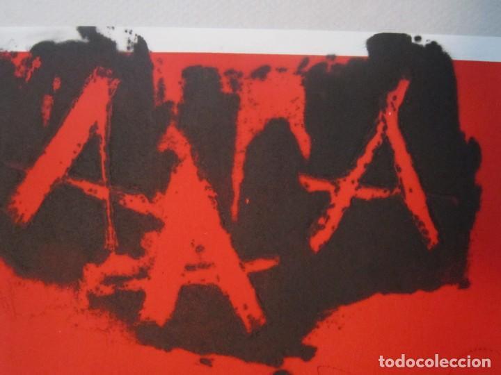 Arte: Mà esquerra (Mano izquierda) - GAP (Guillermo Antón Pardo) - 27,5x48cm - Punta seca y carborundo - Foto 5 - 192714501