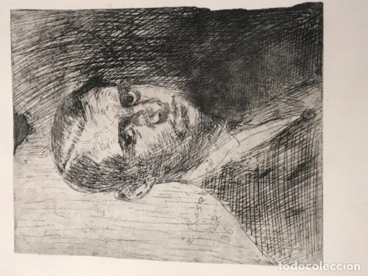 Arte: GRABADO DE JOAQUIN MIR TRINXET 1873-1940. - Foto 2 - 192817173