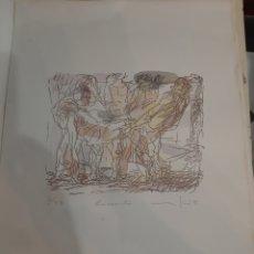 Arte: GRABADOS ITALIANOS AFRICA INSIEME. Lote 192977086