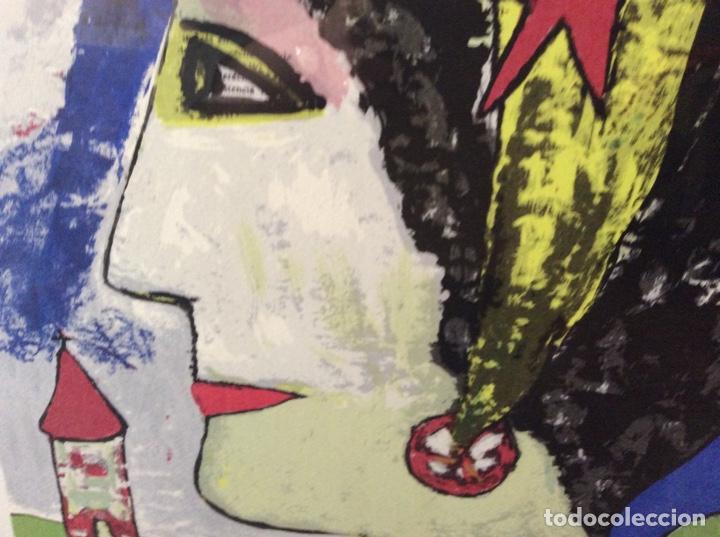 Arte: Grabado siglo XX con firma del autor - Foto 7 - 193399885