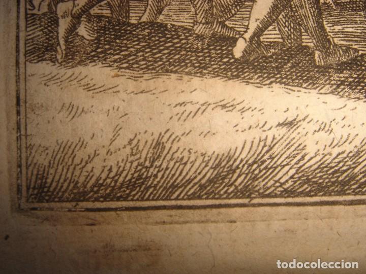 Arte: RARÍSIMO GRABADO BATALLA MABILIA, ALABAMA, SOTO / TUSKALOOSA, USA, ORIGINAL, DE BRY, FRANKFURT,1655 - Foto 13 - 193943991