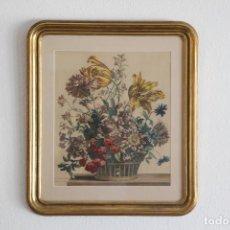 Arte: JEAN BAPTISTE MONNOYER - FLOWERS. Lote 194134613