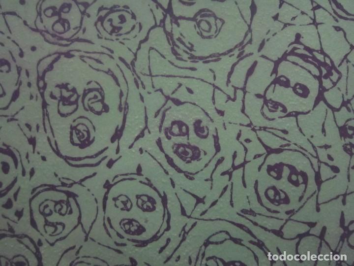 Arte: Multitud - Grabado de GAP (Guillermo Antón Pardo) - 39x49,5 cm - Aguatinta al azúcar - Foto 3 - 194227235