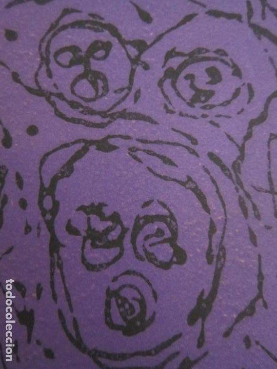 Arte: Multitud - Grabado de GAP (Guillermo Antón Pardo) - 39x49,5 cm - Aguatinta al azúcar - Foto 2 - 194227492