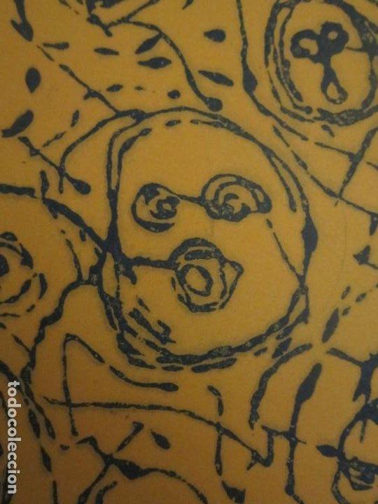 Arte: Multitud - Grabado de GAP (Guillermo Antón Pardo) - 39x49,5 cm - Aguatinta al azúcar - Foto 8 - 194227660