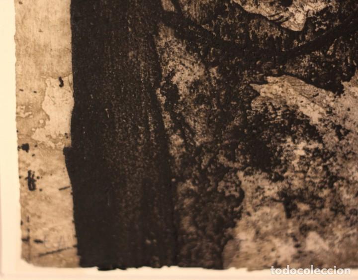 Arte: JOAN MIRO-CERTIFICADO- GRABADO CARBORUNDUM FIRMADO Y NUMERADO POR EL ARTISTA - Foto 4 - 194233385