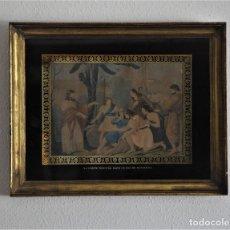 Arte: LE COUPE TROUBE DANS LE SAC BENJAMIN. Lote 194319776