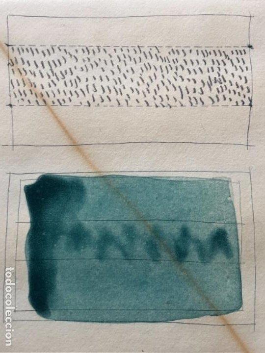 AGUAFUERTE Y AGUATINTA FIRMADO A LAPIZ, HERNÁNDEZ PIJUAN, PRUEBA DE AUTOR VII DE X (Arte - Grabados - Contemporáneos siglo XX)