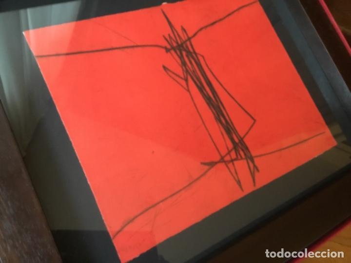 Arte: Grabado firmado y numerado de Ana Alberca - Foto 2 - 194552275