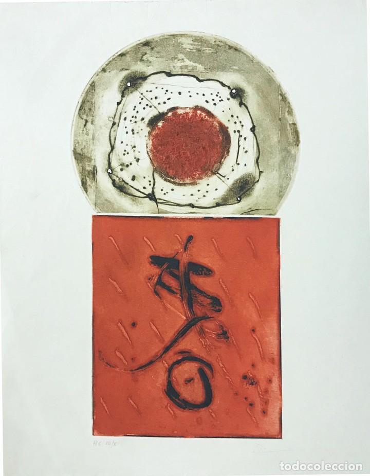 DAI BIH-IN (TAIWAN-1946) (Arte - Grabados - Contemporáneos siglo XX)