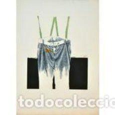 Arte: GRABADO DE ANDRÉS NAGEL. Lote 194583496