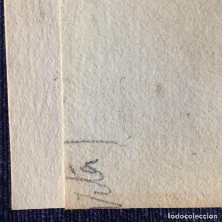 Arte: ANTIGUO GRABADO MARQUESA DE VALDEOLMOS Y DE LA TORRECILLA SXVIII ESPAÑA 17X12CM - Foto 11 - 194754800