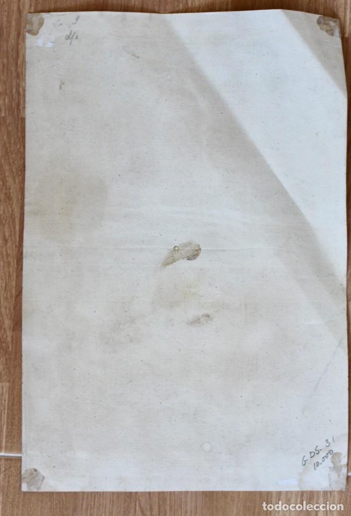 Arte: GRABADO- EPC MARATTUS PINX-TUCCIA - I FREIJ INE: ROAE 1720 - Foto 4 - 194765471