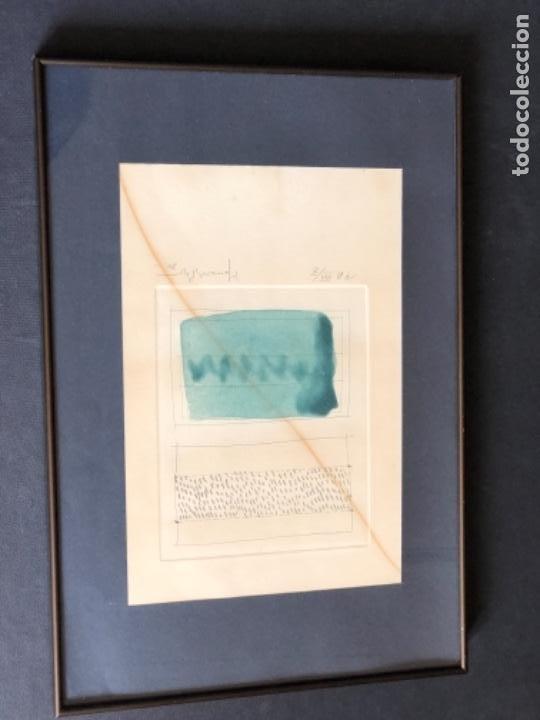 Arte: AGUAFUERTE Y AGUATINTA FIRMADO A LAPIZ, HERNÁNDEZ PIJUAN, PRUEBA DE AUTOR VIi DE X - Foto 5 - 194390770