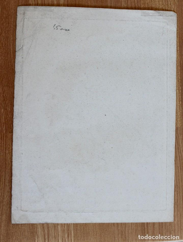 Arte: GRABADO- A VENETIAN LADY- J.BOYDELL- 1782 LONDON - G SCORODOOMOFF INV.ET SC - Foto 4 - 194784641
