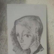 Arte: BARRANCO - 18 X 11 CMS. APROX. - AÑOS 50. Lote 194786835