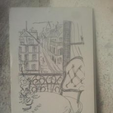 Arte: BERESALUZE - 18 X 11 CMS. APROX. - AÑOS 50. Lote 194787207