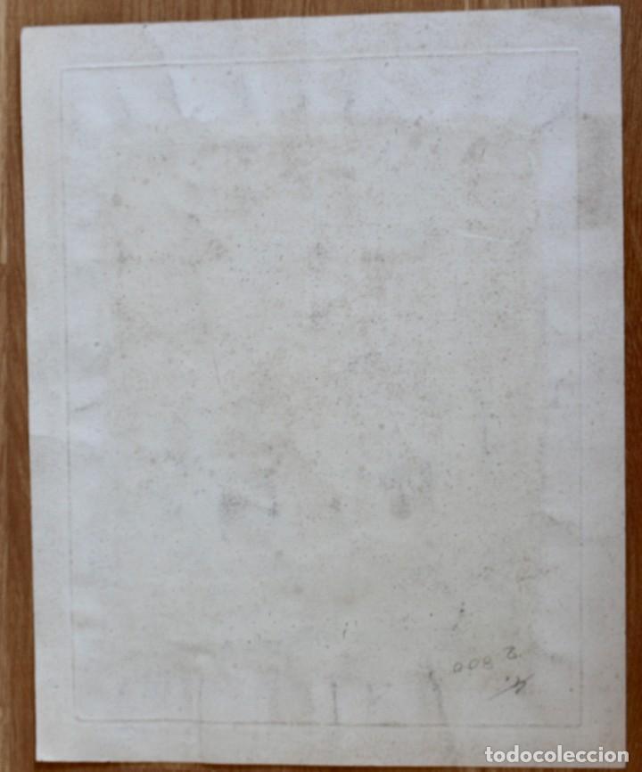 Arte: GRABADO- J.WEBBER DEL.- A WOMAN OF EAOO - J. HALL SCULP. - Foto 5 - 194788668