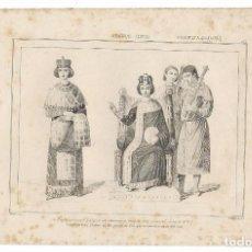 Arte: FRANCIA (S IX) IMPÉRATRICE - VERNIER DEL. LEMAITRE DIREXIT - (12,5X20). Lote 194864161