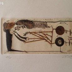 Arte: ZUSH, OMISED, AGUAFUERTE, 1994. Lote 194921670