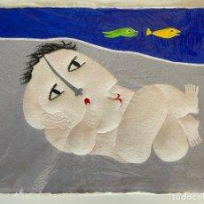 Arte: GRABADO DE RIPOLLÉS. Lote 195092116