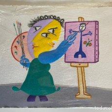 Arte: GRABADO DE RIPOLLÉS. Lote 195162245