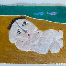 Arte: GRABADO DE RIPOLLÉS. Lote 195163720