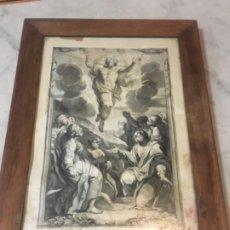 Arte: (M) ANTIGUO GRANADO S. XVIII CAROLUS CESIUS INUE ET DEL STEPHANUS PICART SCULP. ROMAE . Lote 195205710