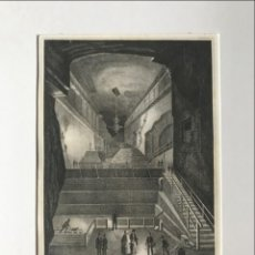 Arte: MINAS DE SAL DE WIELLCZKA, EN CRACOVIA (POLONIA, EUROPA), 1859. B. INSTITUT IN HIDBURGHANSEN.. Lote 195228000