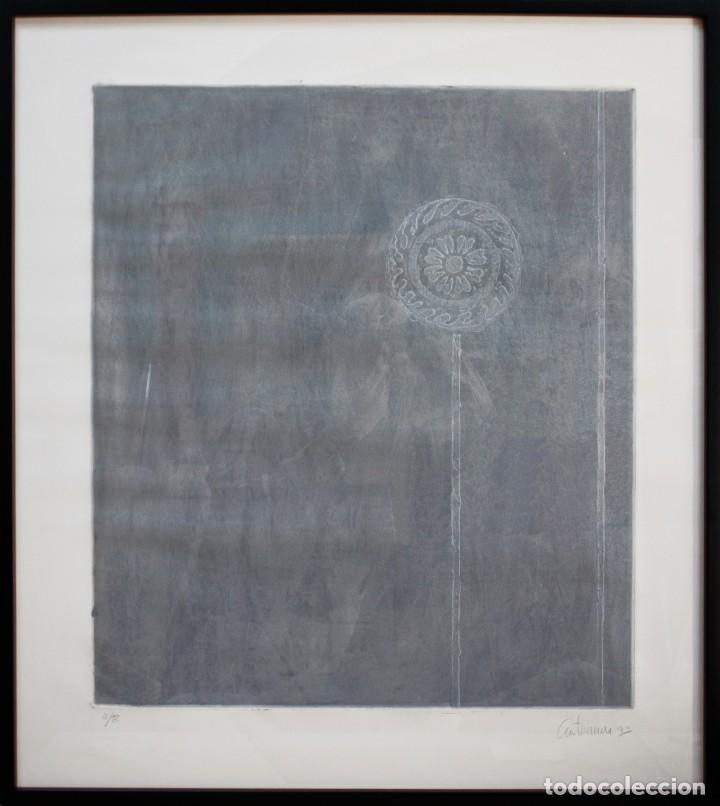 GRABADO DEL ARTISTA CONSTANCIO COLLADO (Arte - Grabados - Contemporáneos siglo XX)