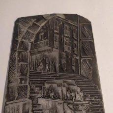 Arte: ANTIGUA PLANCHA GRABADO FONT DE TARRAGONA XX. Lote 195260705