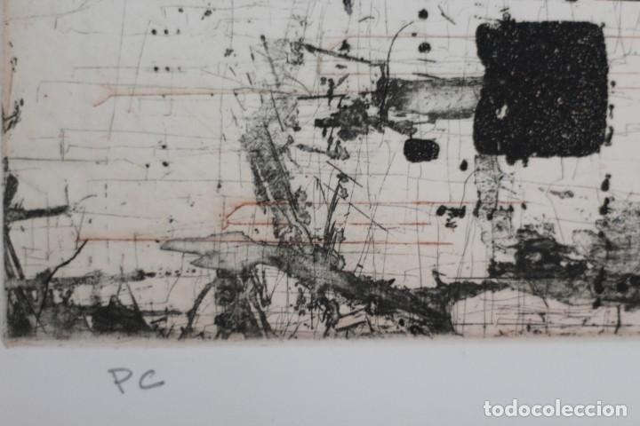 Arte: ENRIQUE BRINKMANN- 105x 75 cm Grabado Aguafuerte firmado y numerado a mano por el artista - - Foto 2 - 195381512