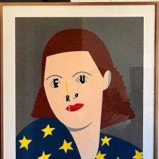 """Arte: """"EUROPA"""" EDUARDO ARROYO. Lote 195474327"""