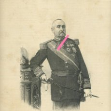 Arte: DON JOSÉ COELLO Y QUESADA. CAPITÁN GENERAL DE ANDALUCÍA.. Lote 195530055