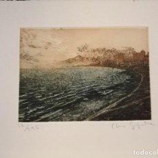 Arte: CLARA GANGUTIA GRABADO. Lote 196339065