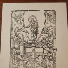 Arte: XILOGRAFÍAS DEL MUSEO GUASP. MALLORCA.. Lote 197340537