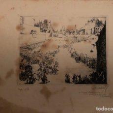 Arte: GRABADO DESCONOZCO AUTOR. Lote 197345962
