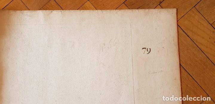 Arte: Mapa de España Meridional 1751. R.Vaugondy - Foto 7 - 198507901
