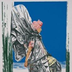 Arte: ANDRÉS NAGEL (SAN SEBASTIÁN, 1947) - S/T C.1977 - 1. Lote 198827395