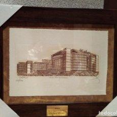 Arte: GRABADO CON CERTIFICADO . Lote 199072387