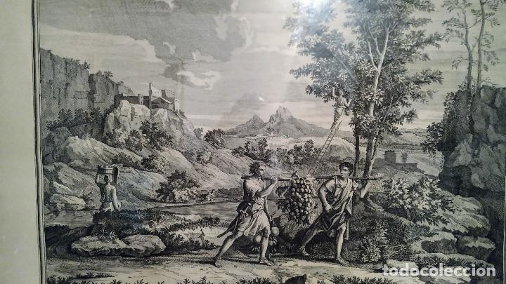 Arte: Las cuatro estaciones. Otoño . Nicolas Poussin (1594-1665) - Foto 2 - 199243475