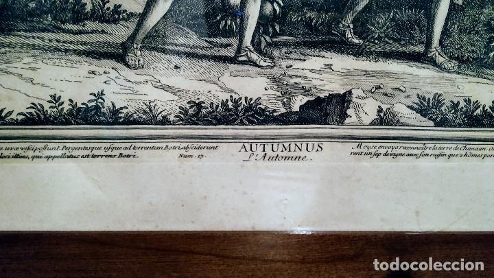 Arte: Las cuatro estaciones. Otoño . Nicolas Poussin (1594-1665) - Foto 3 - 199243475