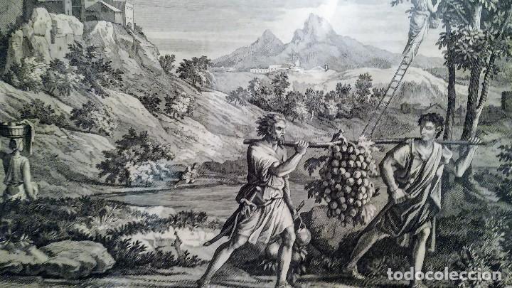 Arte: Las cuatro estaciones. Otoño . Nicolas Poussin (1594-1665) - Foto 4 - 199243475
