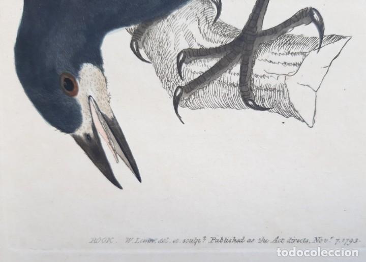 Arte: Pareja de grabados. s. XVIII - Foto 4 - 36462699