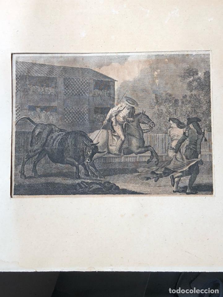 Arte: Precioso grabado de humilladero 1777 - Foto 2 - 199666067