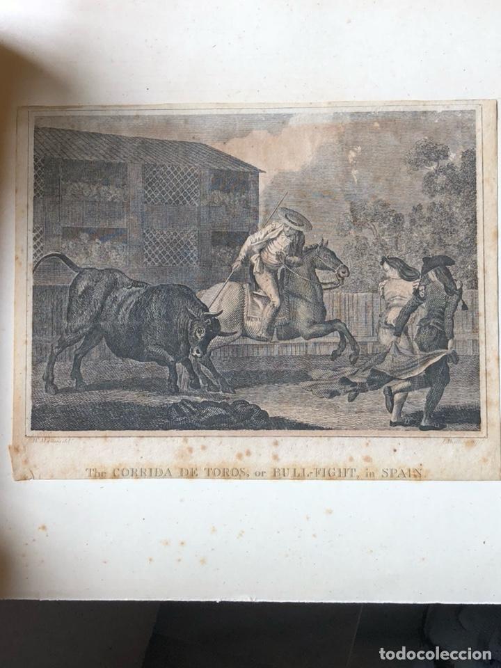 Arte: Precioso grabado de humilladero 1777 - Foto 3 - 199666067