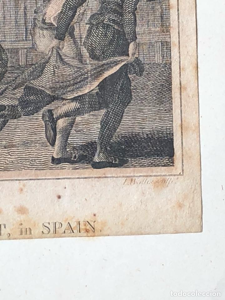 Arte: Precioso grabado de humilladero 1777 - Foto 6 - 199666067