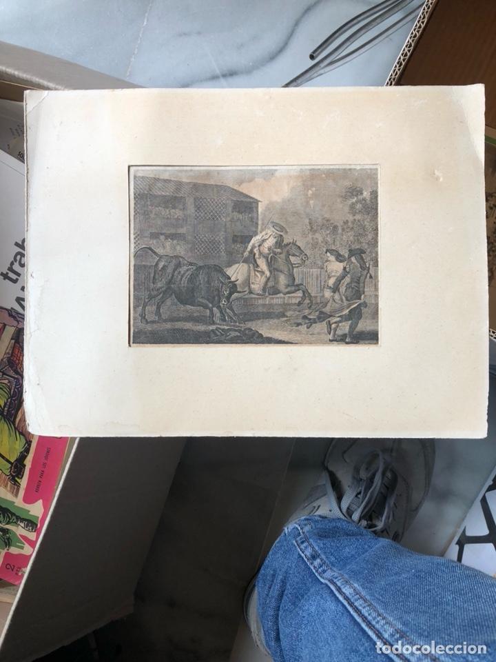 PRECIOSO GRABADO DE HUMILLADERO 1777 (Arte - Grabados - Antiguos hasta el siglo XVIII)